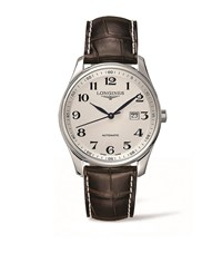 Longines Master Collection Warch Unisex Silver