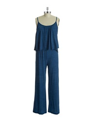 Candc California Popover Jumpsuit Limoges