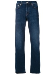 Paul Smith Ps Straight Fit Jeans Blue