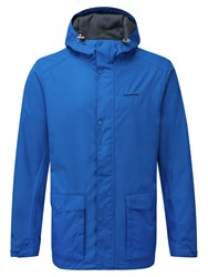 Craghoppers Men's Kiwi Classic Waterproof Jacket Blue