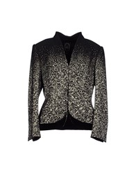 Ivan Montesi Suits And Jackets Blazers Women Black