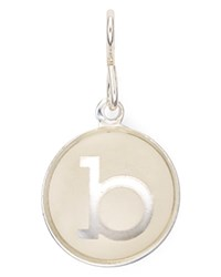 Alex And Ani Initial Charm B