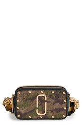 Marc Jacobs Snapshot Camo Crossbody Bag