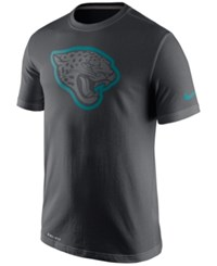 Nike Men's Jacksonville Jaguars Travel T Shirt Anthracite