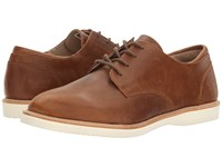 Globe Wolf Dark Brown Waxed Suede Men's Dress Flat Shoes