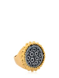 Rosantica Ciucciue Ring Gold Blue