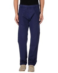 Sofie D'hoore Trousers Casual Trousers Men Blue