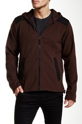 Timberland Reverse Mixed Jacket Brown