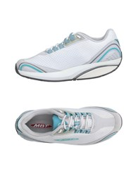 Mbt Sneakers White