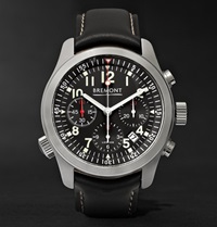 Bremont Alt1 Pilot Bk Automatic Chronograph Watch