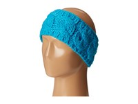 Bula Lina Earband Ocean Knit Hats Blue