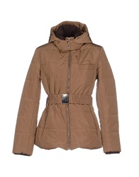 Aquarama Coats Brown