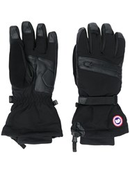 Canada Goose Northern Utility Three In One Gloves Black