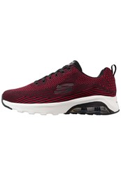 Skechers Sport Skech Air Extreme Trainers Black Red