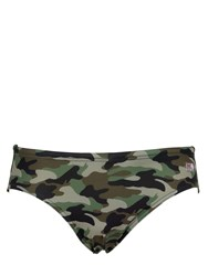 Mc2 Saint Barth Cayo 54 Mimetic Camo Swim Briefs