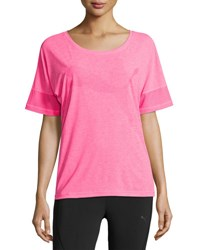 Puma Loose Athletic T Shirt Knockout Pink