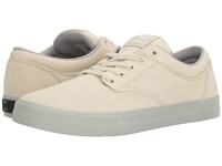 Supra Chino Off White Light Grey Men's Skate Shoes Off White Light Grey