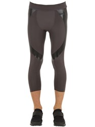 Under Armour Superbase Performance 1 2 Leggings Charcoal