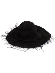 Horisaki Design And Handel String Hat Black