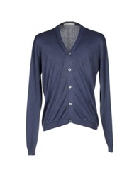 Private Lives Cardigans Slate Blue