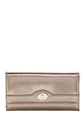 Mundi File Master Wallet Metallic