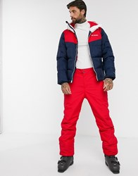 Columbia Ride On Pant In Red
