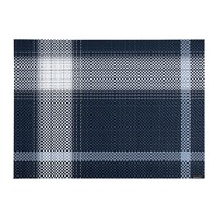 Chilewich Beam Rectangle Placemat Midnight