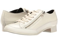 Yohji Yamamoto Side Zipper Low Shoes Off White