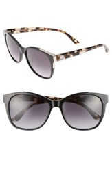 Juicy Couture Women's Shades Of 56Mm Cat Eye Sunglasses Black