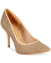 Enzo Angiolini Cicely Pumps Women's Shoes Natural