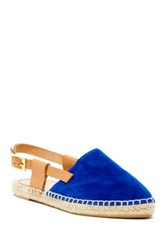 Patricia Green Paige Flat Blue