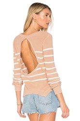 Lovers Friends X Revolve Bright Sea Sweater White