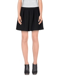 Macchia J Mini Skirts Black