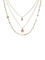 Accessorize Iris Layered Necklace