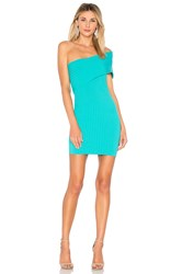 By The Way Diana One Shoulder Mini Teal