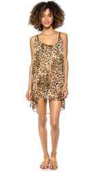 9Seed St. Barts Cover Up Leopard
