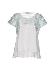 Axara Paris Shirts Blouses Women White
