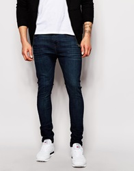 New Look Super Skinny Jeans Navy