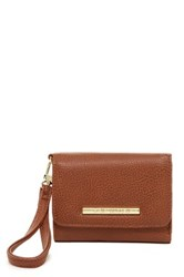 Steve Madden French Wallet Brown