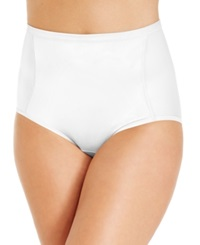 Vanity Fair Body Caress Smoothing Brief 13261