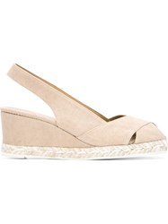 Castaner Castaner 'Diana' Sandals Nude And Neutrals