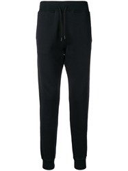 Hydrogen Tapered Jogging Trousers Black