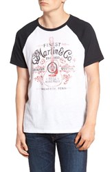Lucky Brand Men's Martin Springs T Shirt