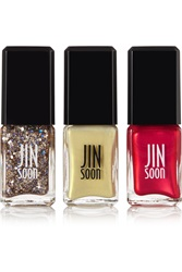 Jinsoon Nail Polish Chinoiserie Chic Holiday Collection