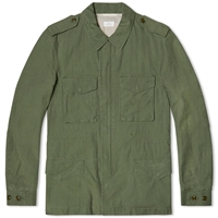 Apolis Archive M 65 Field Jacket Olive