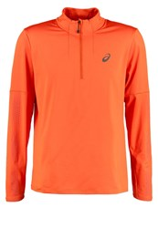 Asics Liteshow Sports Shirt Koi Orange