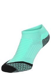 Nike Performance Elite Sports Socks Green Glow Black Neon Green