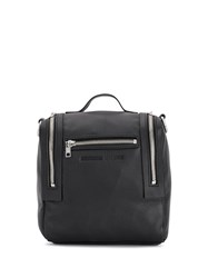 Mcq By Alexander Mcqueen Box Shaped Backpack Black
