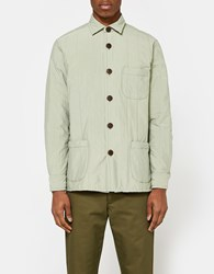 Schnayderman's Overshirt Quilted Tech One Olive