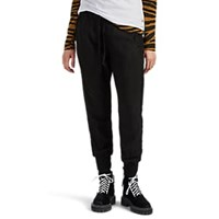 Nsf Neko Canvas Jogger Pants Black